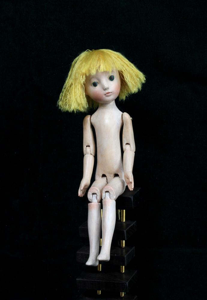 小さな幸せ🕯小さな祈り  くるはらきみ人形世界_c0203401_21350600.jpeg