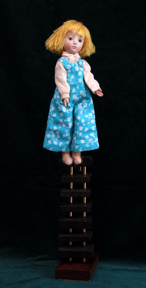 小さな幸せ🕯小さな祈り  くるはらきみ人形世界_c0203401_21355475.jpeg