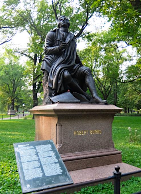 セントラルパーク初の実在女性像、the Women's Rights Pioneers Monument_b0007805_03393932.jpg