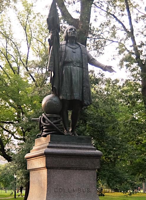 セントラルパーク初の実在女性像、the Women's Rights Pioneers Monument_b0007805_03394910.jpg