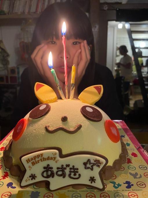 あずき12歳の誕生日おめでとう!!!_d0106911_21141932.jpg