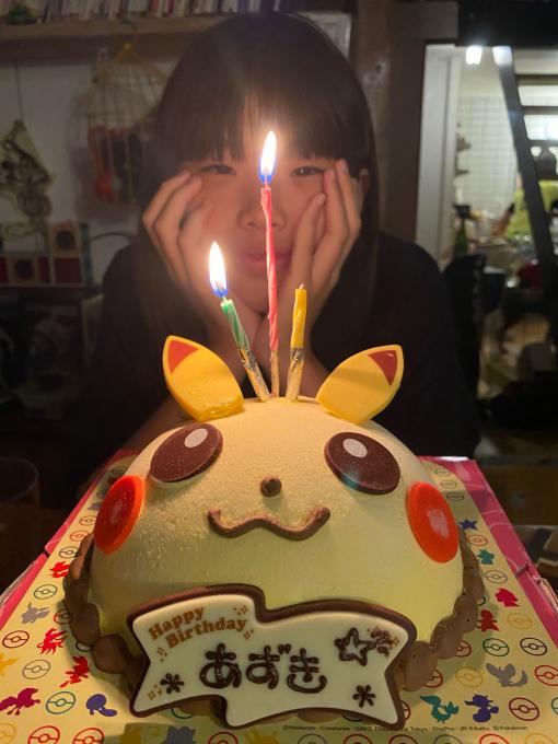 あずき12歳の誕生日おめでとう!!!_d0106911_21142183.jpg