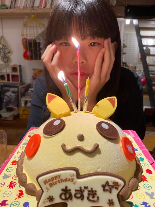 あずき12歳の誕生日おめでとう!!!_d0106911_21142521.jpg