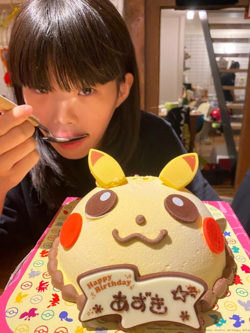 あずき12歳の誕生日おめでとう!!!_d0106911_21142647.jpg
