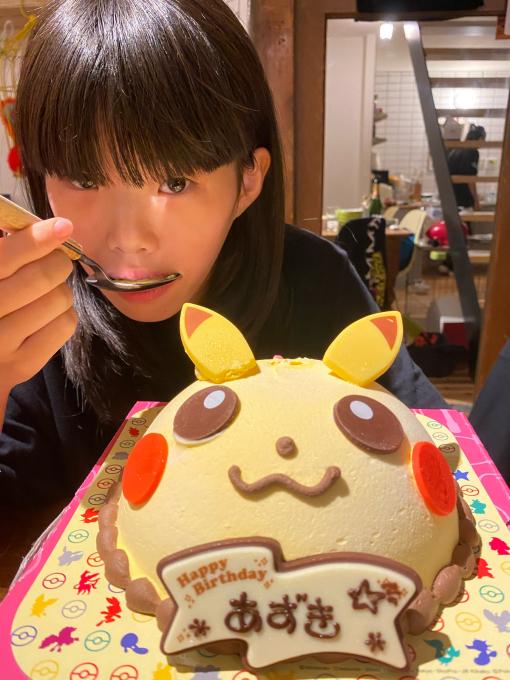 あずき12歳の誕生日おめでとう!!!_d0106911_21145535.jpg