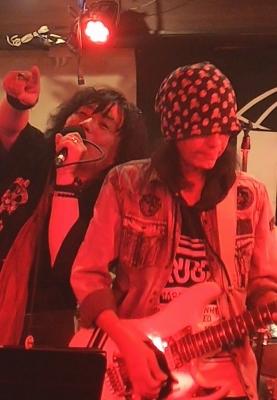 今夜の「くるナイ」AKIRAさん新曲『protester』オンエアー_b0183113_15513575.jpg