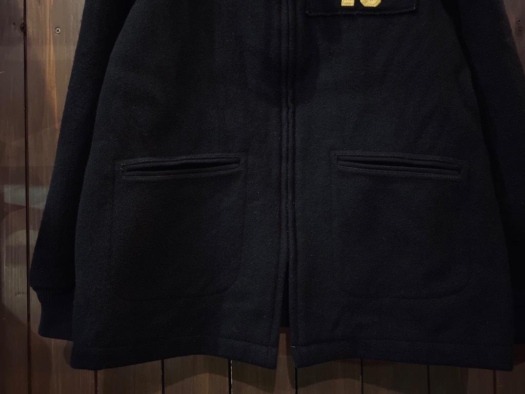 マグネッツ神戸店 士官候補生のブラックウールアウター!_c0078587_14494013.jpg