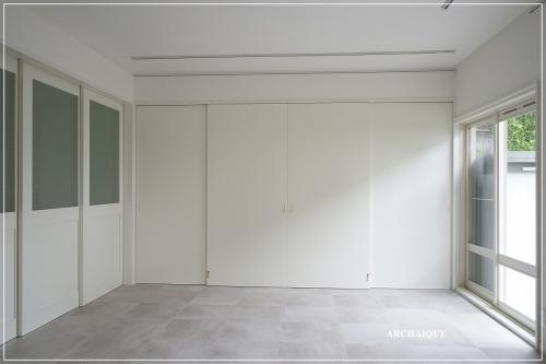 ** 和室からアトリエ・ギャラリーへ **_c0207890_17024442.jpg