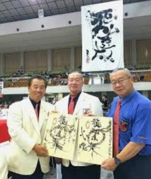 我が盟友奥村幸一日本代表監督を招いて、第100回記念 「大山倍達伝統の鳥の水炊き会」開催決定。_c0186691_16053933.jpg