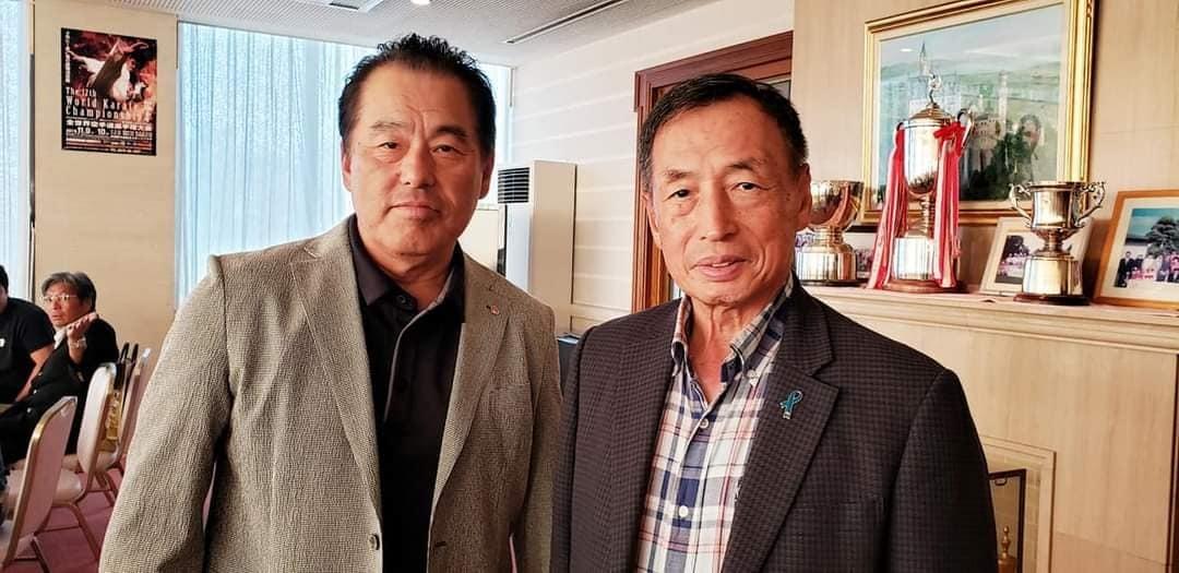 我が盟友奥村幸一日本代表監督を招いて、第100回記念 「大山倍達伝統の鳥の水炊き会」開催決定。_c0186691_16085265.jpg