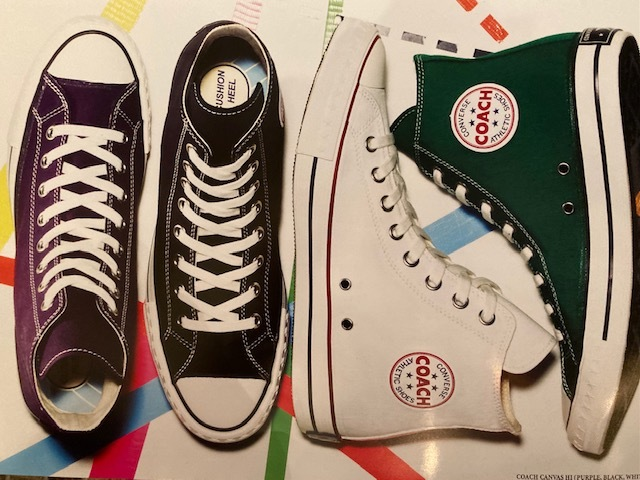 "CONVERSE  Addict  2020.AW ""COACH CANVAS HI""予約販売のお知らせ_a0222424_11460867.jpg"