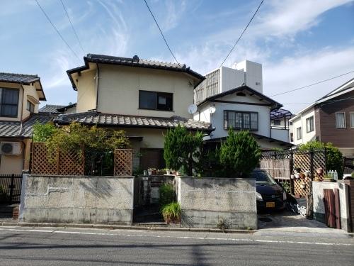 H様邸(佐伯区屋代)外壁塗装工事_d0125228_08121575.jpg