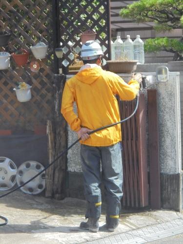 H様邸(佐伯区屋代)外壁塗装工事_d0125228_08134707.jpg