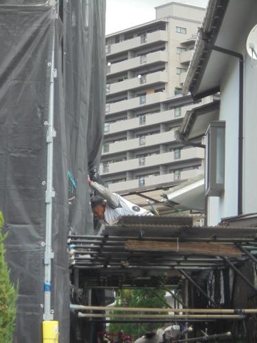 H様邸(佐伯区屋代)外壁塗装工事_d0125228_08143753.jpg