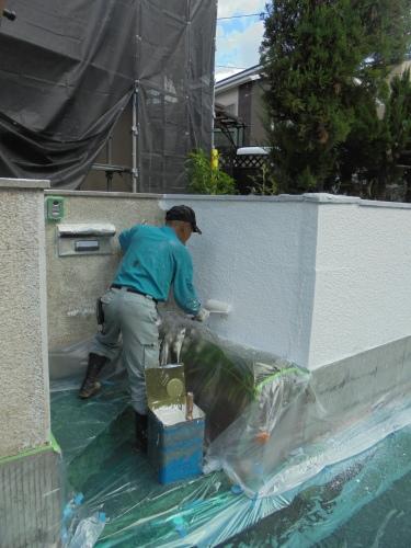 H様邸(佐伯区屋代)外壁塗装工事_d0125228_08152236.jpg