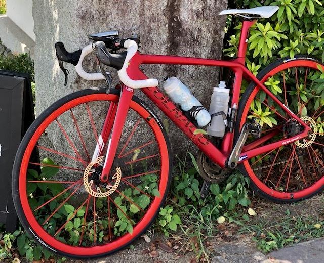 FULCRUM RacingZERO + ロード用チューブレスレディ_d0338933_15493604.jpg