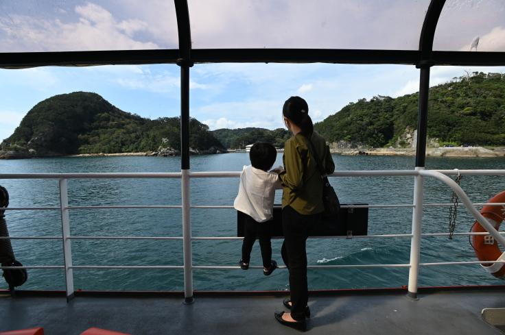 休日は船旅へ!_d0386342_20235521.jpg