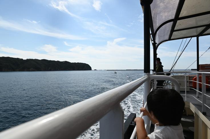 休日は船旅へ!_d0386342_20271713.jpg