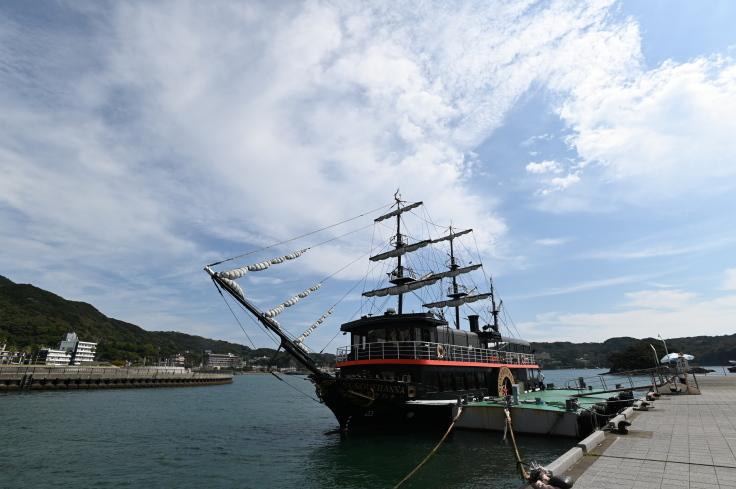 休日は船旅へ!_d0386342_20361912.jpg