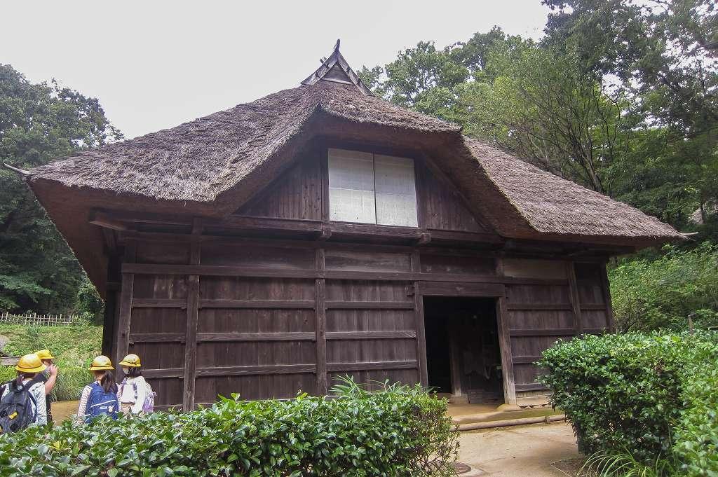 日本民家園_f0044056_12114425.jpg