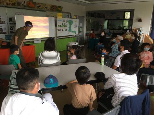 自然学習講座「コウモリウォッチング」を開催しました!_d0121678_16383142.jpg