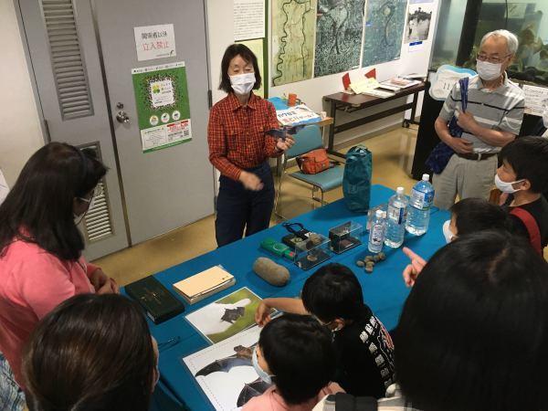 自然学習講座「コウモリウォッチング」を開催しました!_d0121678_16384756.jpg