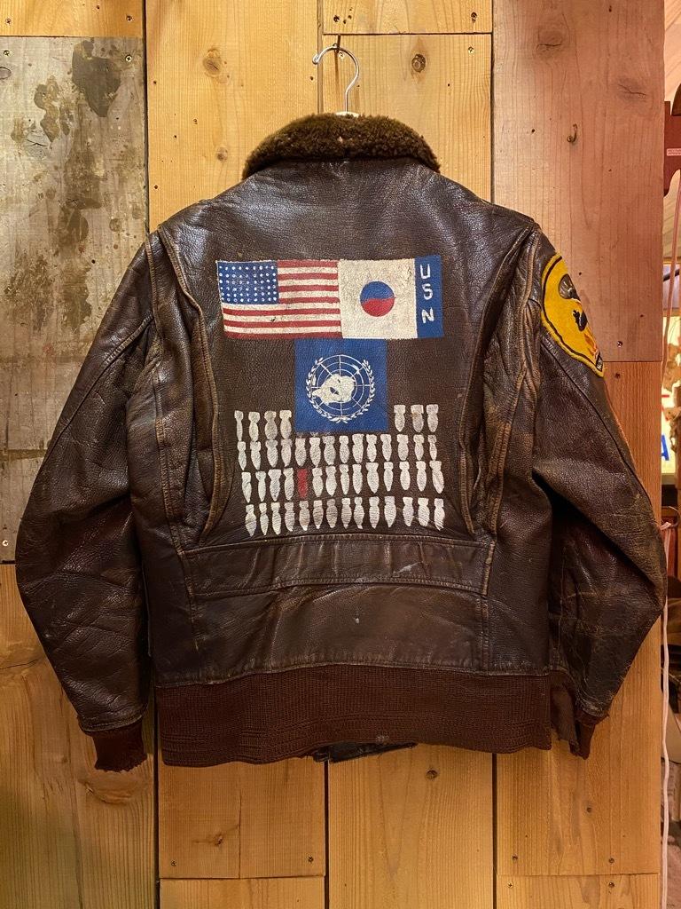 10月7日(水)マグネッツ大阪店ヴィンテージ入荷日!! #1 U.S.Navy編!! M-422A BackPaint,AN6552&Navy/MC G-1!!_c0078587_13572035.jpg