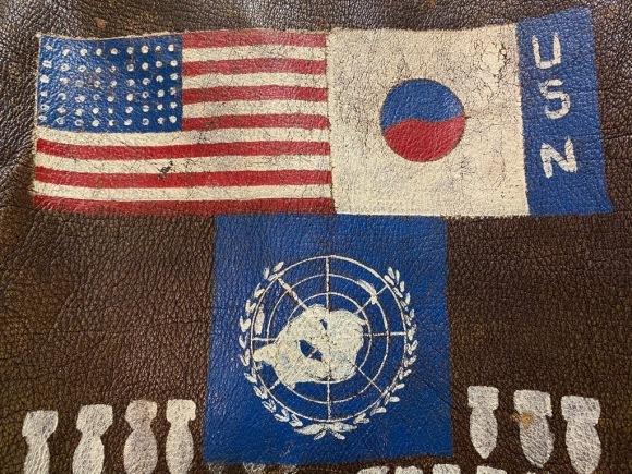 10月7日(水)マグネッツ大阪店ヴィンテージ入荷日!! #1 U.S.Navy編!! M-422A BackPaint,AN6552&Navy/MC G-1!!_c0078587_13572851.jpg