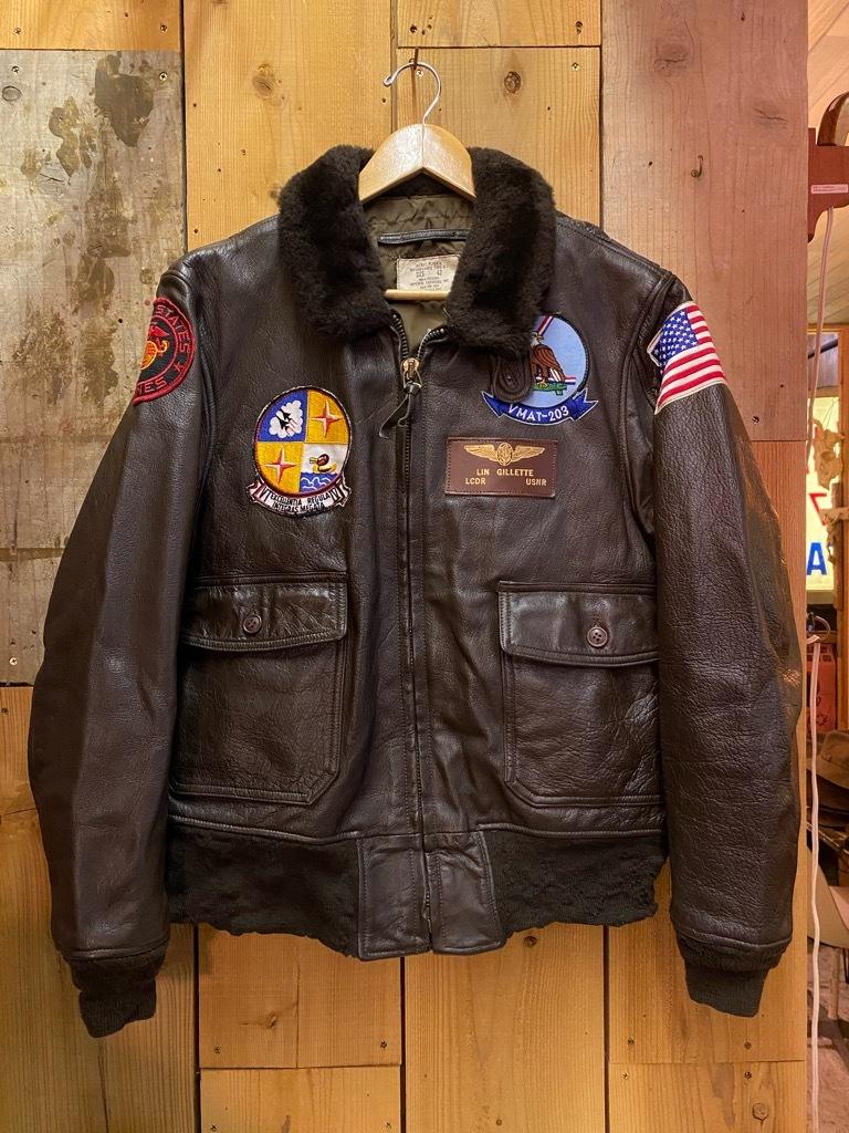 10月7日(水)マグネッツ大阪店ヴィンテージ入荷日!! #1 U.S.Navy編!! M-422A BackPaint,AN6552&Navy/MC G-1!!_c0078587_20513381.jpg