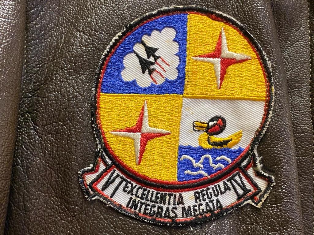10月7日(水)マグネッツ大阪店ヴィンテージ入荷日!! #1 U.S.Navy編!! M-422A BackPaint,AN6552&Navy/MC G-1!!_c0078587_20513958.jpg