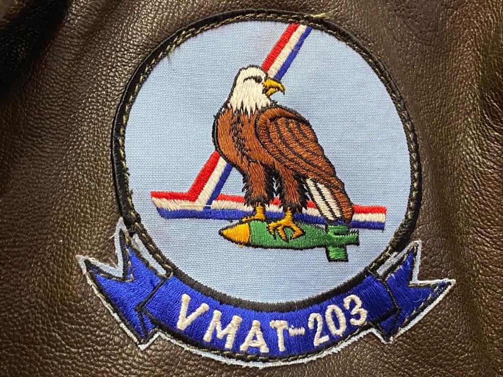 10月7日(水)マグネッツ大阪店ヴィンテージ入荷日!! #1 U.S.Navy編!! M-422A BackPaint,AN6552&Navy/MC G-1!!_c0078587_20514311.jpg