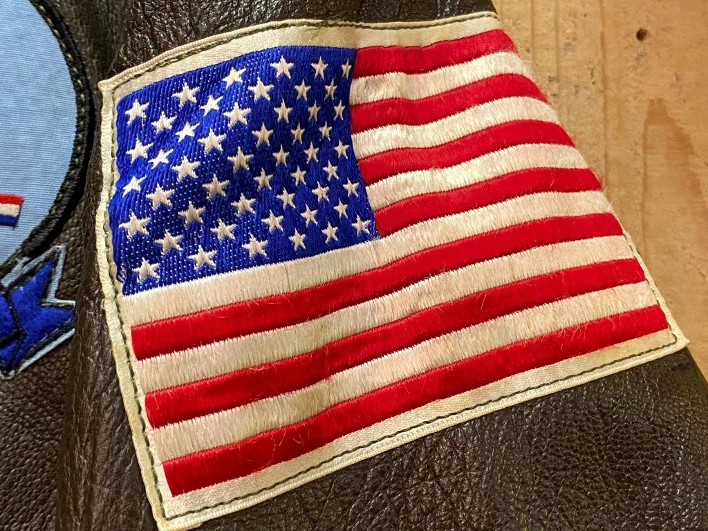 10月7日(水)マグネッツ大阪店ヴィンテージ入荷日!! #1 U.S.Navy編!! M-422A BackPaint,AN6552&Navy/MC G-1!!_c0078587_20514401.jpg