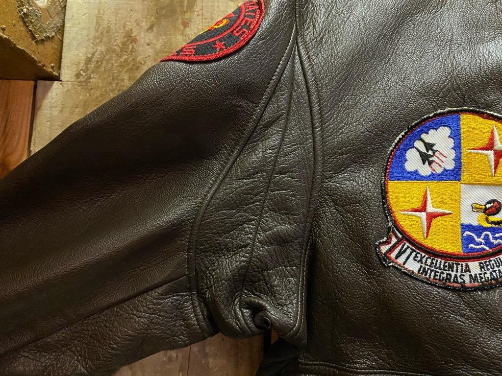 10月7日(水)マグネッツ大阪店ヴィンテージ入荷日!! #1 U.S.Navy編!! M-422A BackPaint,AN6552&Navy/MC G-1!!_c0078587_20514903.jpg
