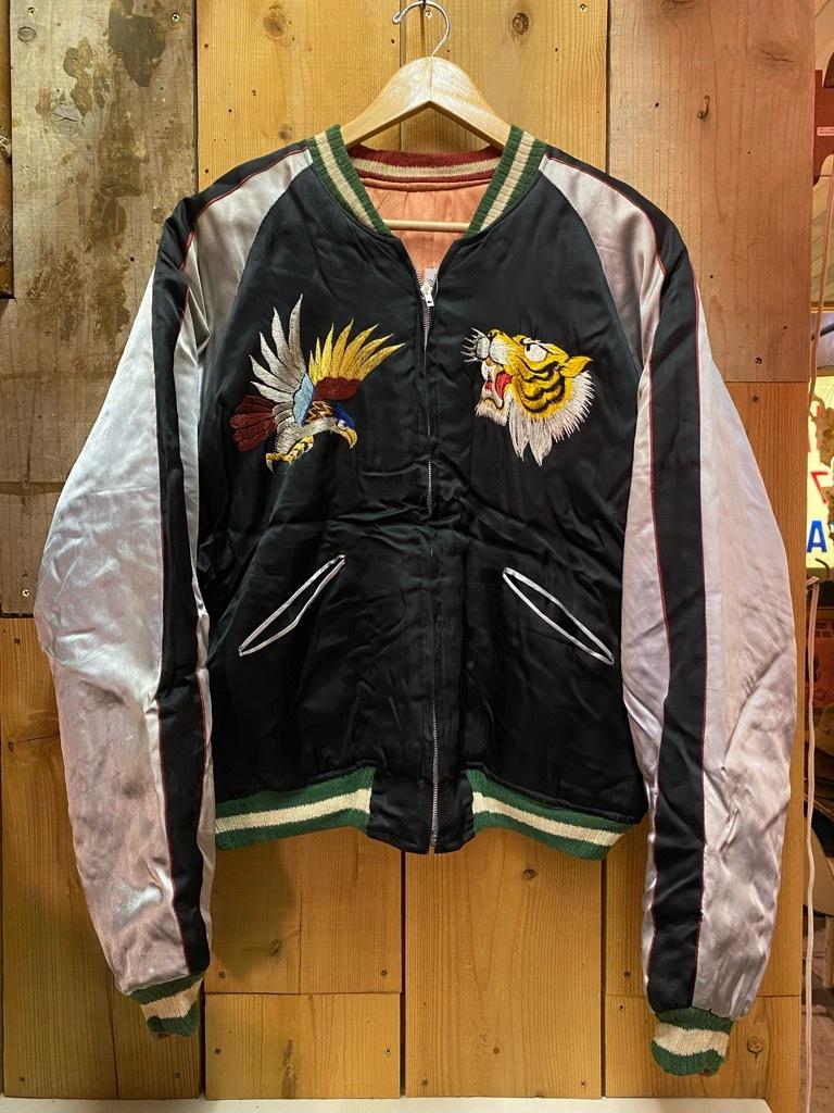 10月7日(水)マグネッツ大阪店ヴィンテージ入荷日!! #2 Souvenir JKT編!! Japan&MEDITERRANEAN!!_c0078587_21003359.jpg