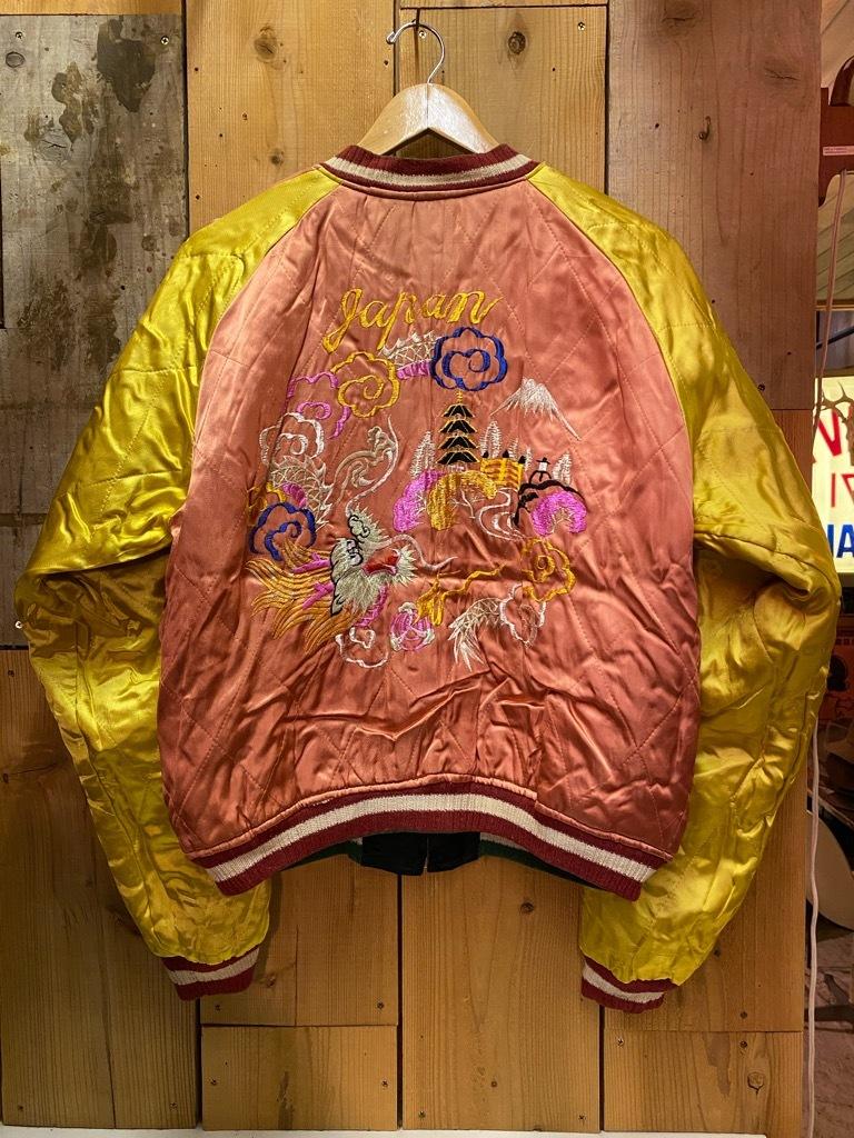 10月7日(水)マグネッツ大阪店ヴィンテージ入荷日!! #2 Souvenir JKT編!! Japan&MEDITERRANEAN!!_c0078587_21040136.jpg