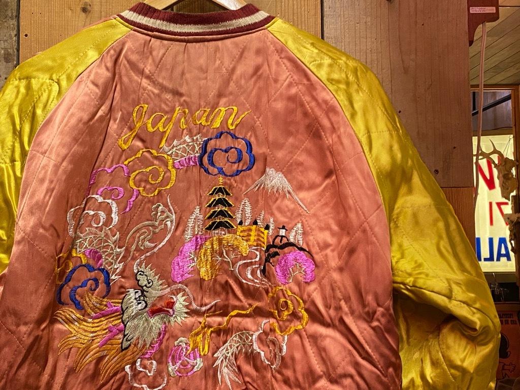 10月7日(水)マグネッツ大阪店ヴィンテージ入荷日!! #2 Souvenir JKT編!! Japan&MEDITERRANEAN!!_c0078587_21040357.jpg