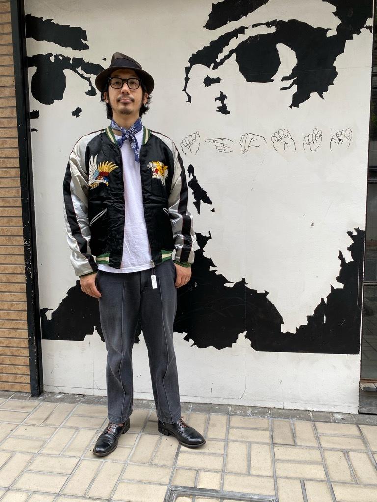 10月7日(水)マグネッツ大阪店ヴィンテージ入荷日!! #2 Souvenir JKT編!! Japan&MEDITERRANEAN!!_c0078587_21051766.jpg