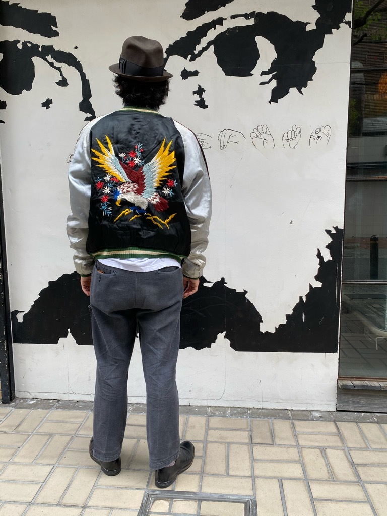 10月7日(水)マグネッツ大阪店ヴィンテージ入荷日!! #2 Souvenir JKT編!! Japan&MEDITERRANEAN!!_c0078587_21051966.jpg