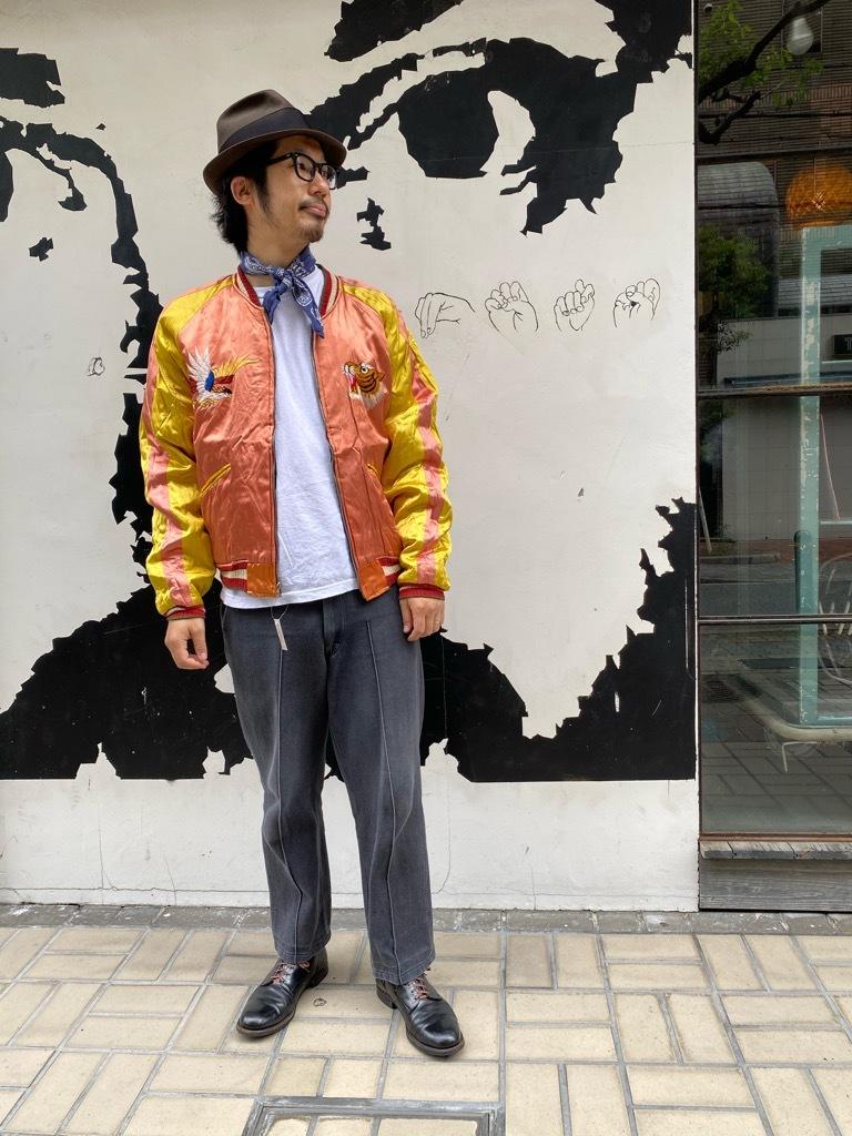 10月7日(水)マグネッツ大阪店ヴィンテージ入荷日!! #2 Souvenir JKT編!! Japan&MEDITERRANEAN!!_c0078587_21052035.jpg