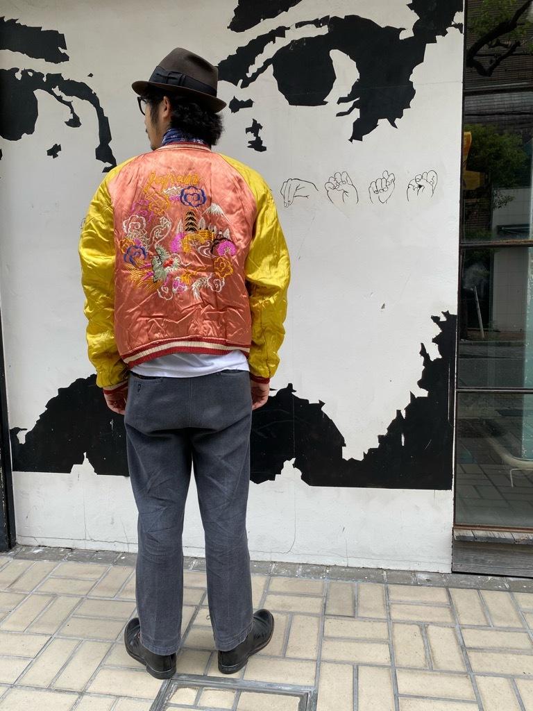 10月7日(水)マグネッツ大阪店ヴィンテージ入荷日!! #2 Souvenir JKT編!! Japan&MEDITERRANEAN!!_c0078587_21052298.jpg
