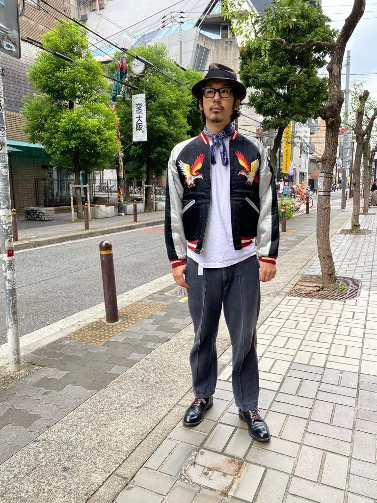 10月7日(水)マグネッツ大阪店ヴィンテージ入荷日!! #2 Souvenir JKT編!! Japan&MEDITERRANEAN!!_c0078587_21090696.jpg
