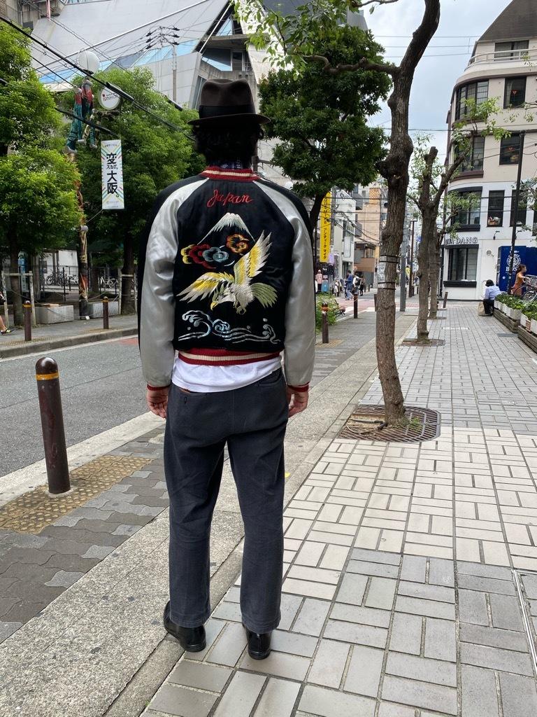 10月7日(水)マグネッツ大阪店ヴィンテージ入荷日!! #2 Souvenir JKT編!! Japan&MEDITERRANEAN!!_c0078587_21090951.jpg