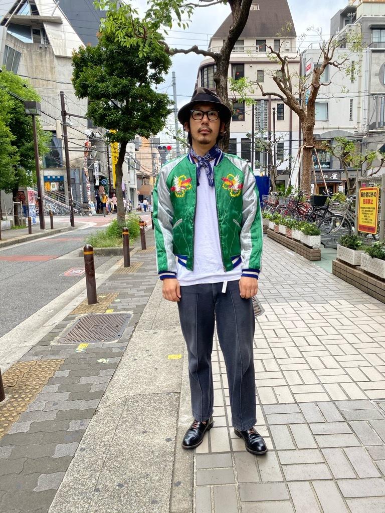 10月7日(水)マグネッツ大阪店ヴィンテージ入荷日!! #2 Souvenir JKT編!! Japan&MEDITERRANEAN!!_c0078587_21091084.jpg