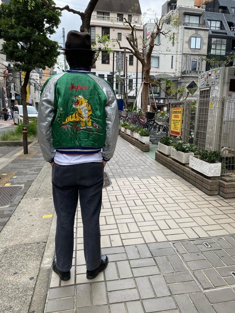 10月7日(水)マグネッツ大阪店ヴィンテージ入荷日!! #2 Souvenir JKT編!! Japan&MEDITERRANEAN!!_c0078587_21091231.jpg