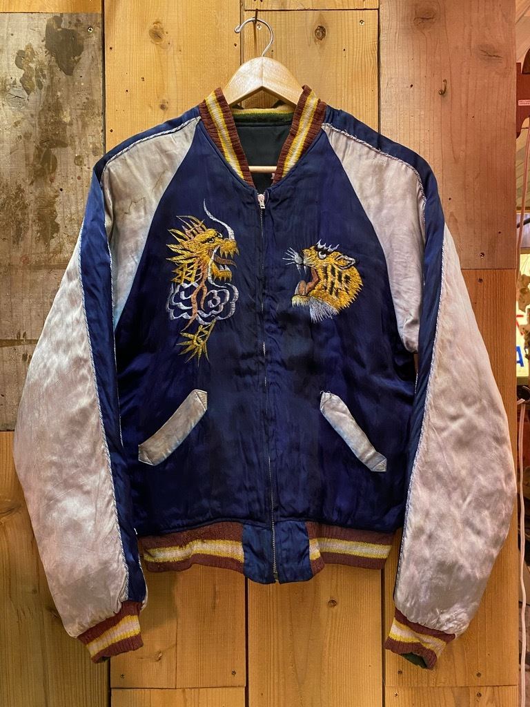 10月7日(水)マグネッツ大阪店ヴィンテージ入荷日!! #2 Souvenir JKT編!! Japan&MEDITERRANEAN!!_c0078587_21104608.jpg