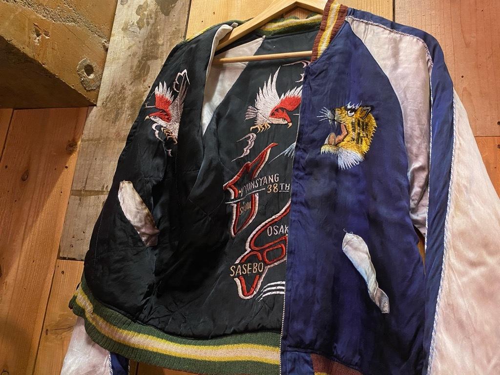 10月7日(水)マグネッツ大阪店ヴィンテージ入荷日!! #2 Souvenir JKT編!! Japan&MEDITERRANEAN!!_c0078587_21110983.jpg
