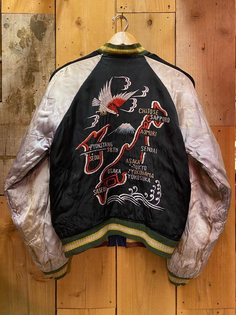 10月7日(水)マグネッツ大阪店ヴィンテージ入荷日!! #2 Souvenir JKT編!! Japan&MEDITERRANEAN!!_c0078587_21135627.jpg