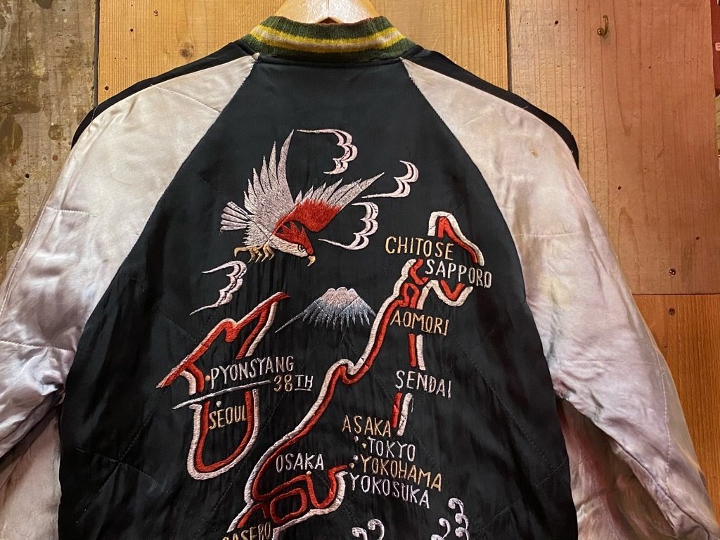 10月7日(水)マグネッツ大阪店ヴィンテージ入荷日!! #2 Souvenir JKT編!! Japan&MEDITERRANEAN!!_c0078587_21135806.jpg