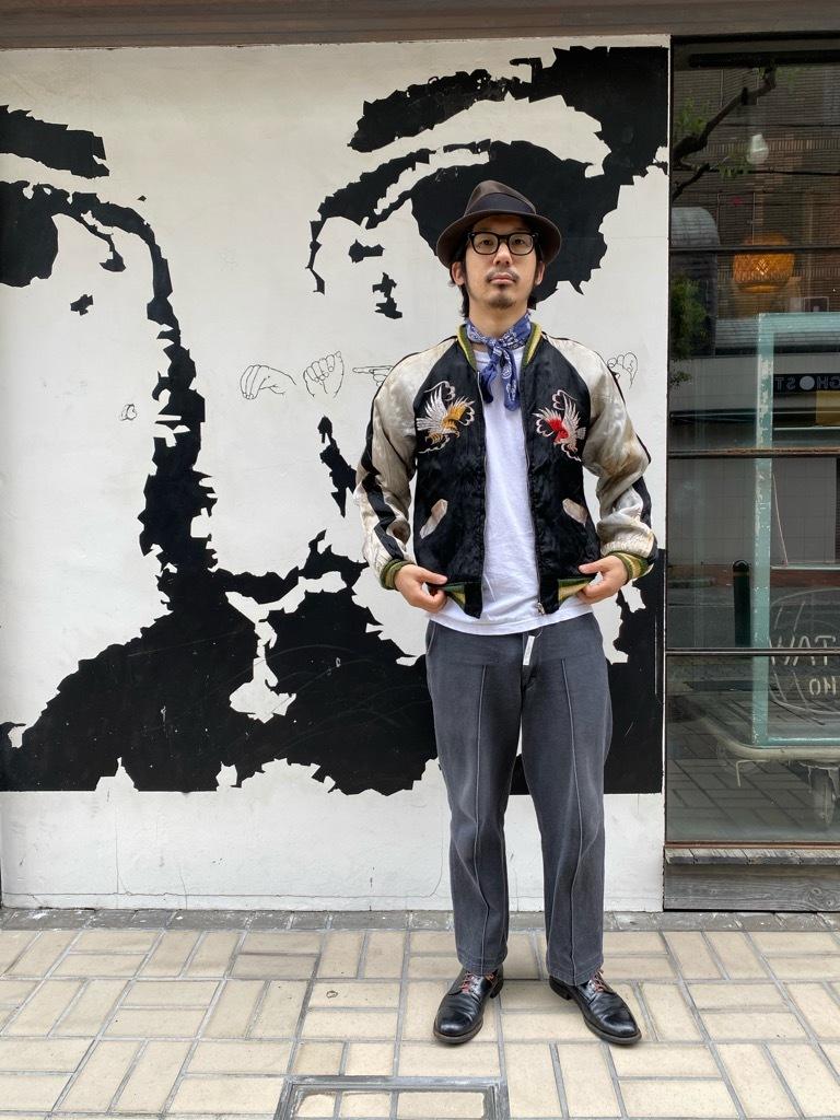 10月7日(水)マグネッツ大阪店ヴィンテージ入荷日!! #2 Souvenir JKT編!! Japan&MEDITERRANEAN!!_c0078587_21140713.jpg
