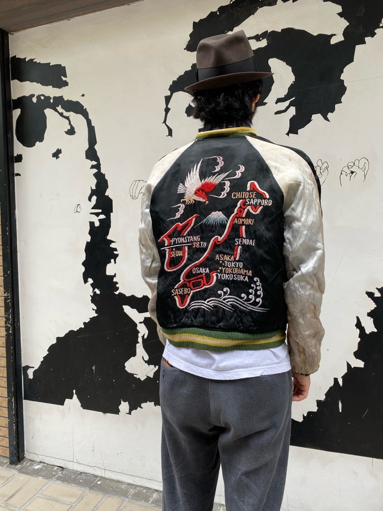 10月7日(水)マグネッツ大阪店ヴィンテージ入荷日!! #2 Souvenir JKT編!! Japan&MEDITERRANEAN!!_c0078587_21140935.jpg